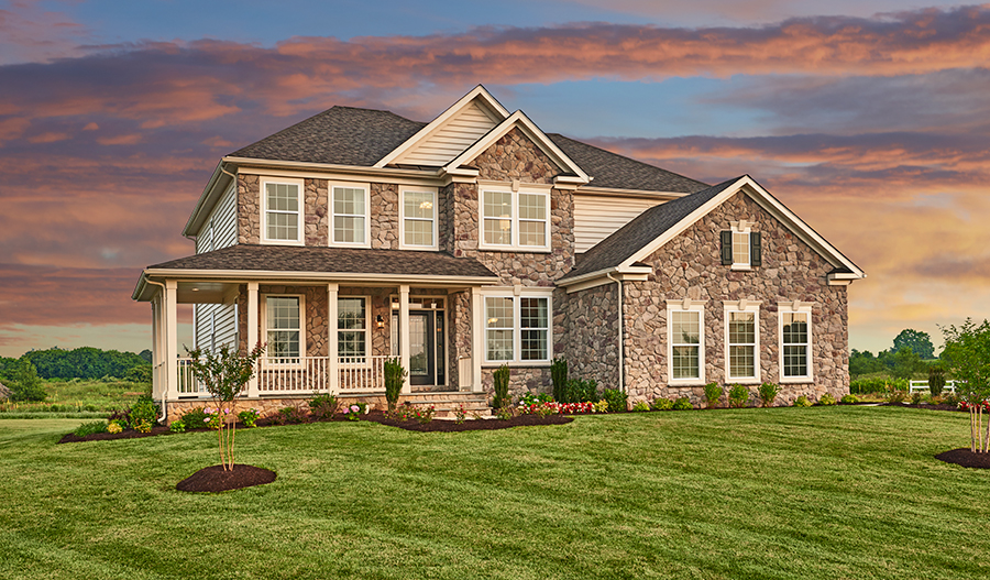 Image gallery new homes in virginia Modern homes for sale in virginia