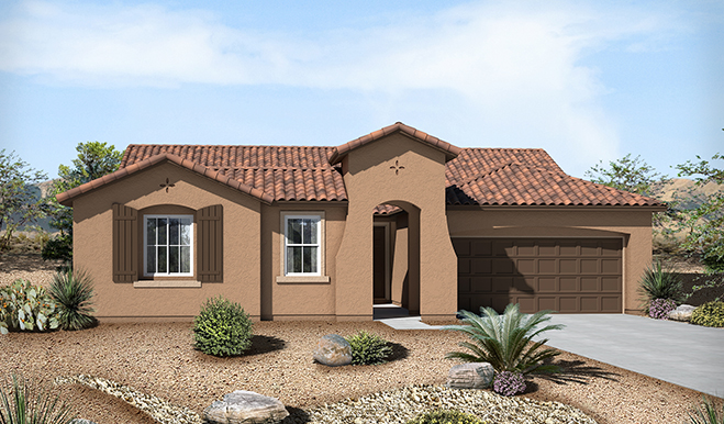 Denise Floor Plan At Sycamore Canyon