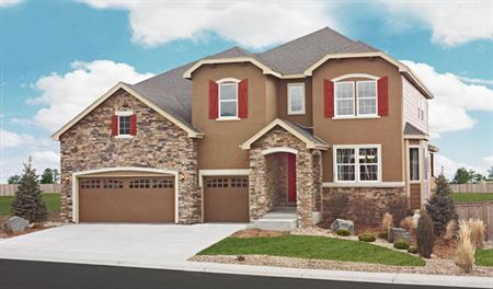 richmond american homes design center utah new homes in castle rock co home builders in gambel. beautiful ideas. Home Design Ideas