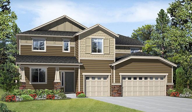 New Homes In Puyallup Wa Home Builders In Puyallup