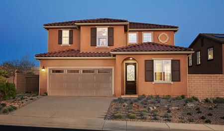 Los angeles county new homes for sale richmond american for Fleming homes floor plans
