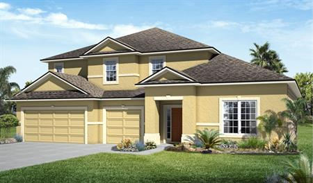 New Homes In St Johns Fl Home Builders In Glen St Johns