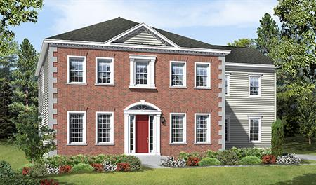 New Homes In Aldie Va Home Builders In The Grove At