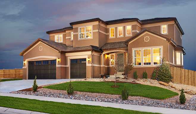 The estates at blackstone country club aurora community for American home builders floor plans