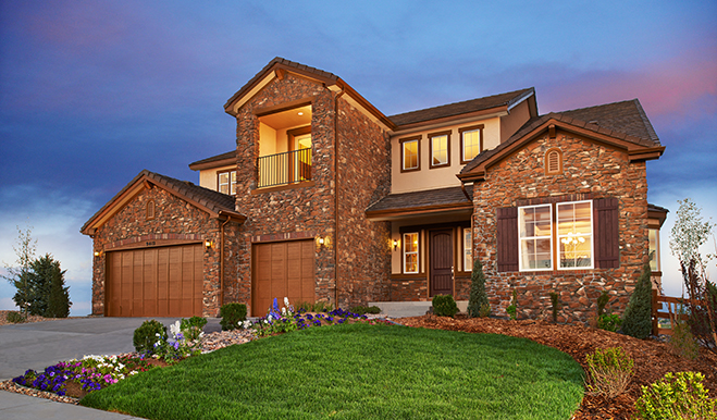 Montane morrison community richmond american homes for American housing builders