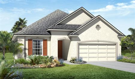New Homes In Middleburg Fl Home Builders In Pine Ridge