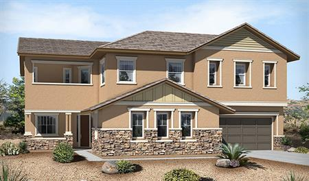 New Homes In Las Vegas Nv Home Builders In Monte Bello