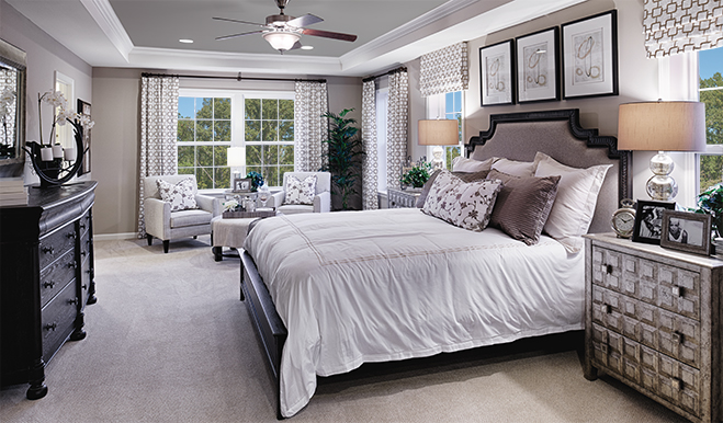 how to design small bedroom new homes in haymarket va home builders in the villages 18896