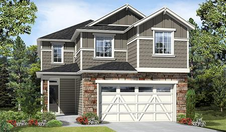 New Homes In Puyallup Wa Home Builders In Emerald