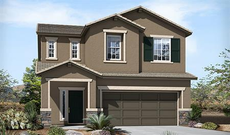 Exterior B of the Lawson floor plan in the River Grove North community