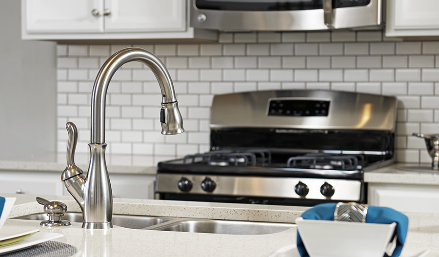 Seasons series 1 - Onyx-Faucet-silver-blue