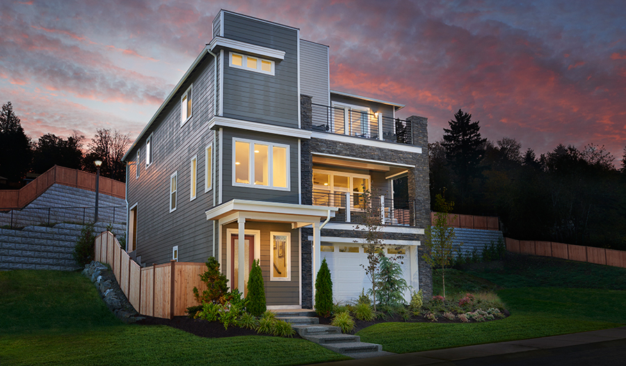 New homes in seattle tacoma home builders in seattle for New homes seattle washington area
