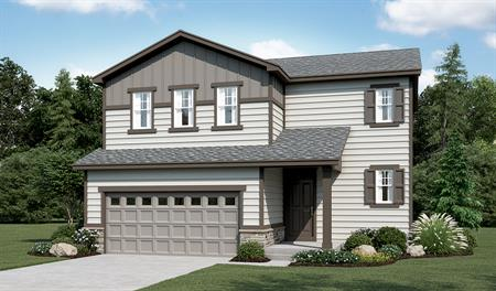 The Coral - Elevation A