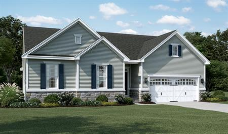 New homes in stafford va home builders in shelton woods for Modern homes northern virginia