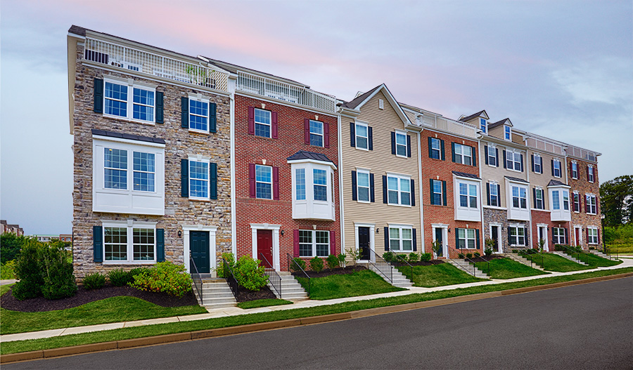 Baltimore new homes for sale home builders in baltimore for Maryland home builders