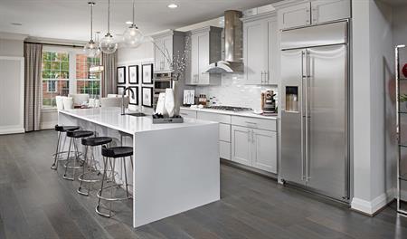 Kitchen of the Kinsey floor plan