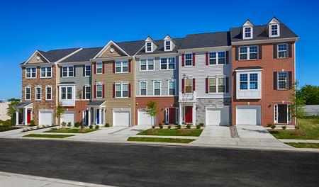 New Houses Baltimore Area | Richmond American Homes MD