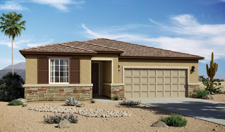 Augusta floor plan at sienna hills richmond american homes for Builders plan service augusta ga