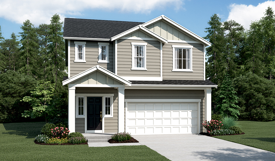 New homes in lacey wa home builders in summerwalk for New home builders seattle wa