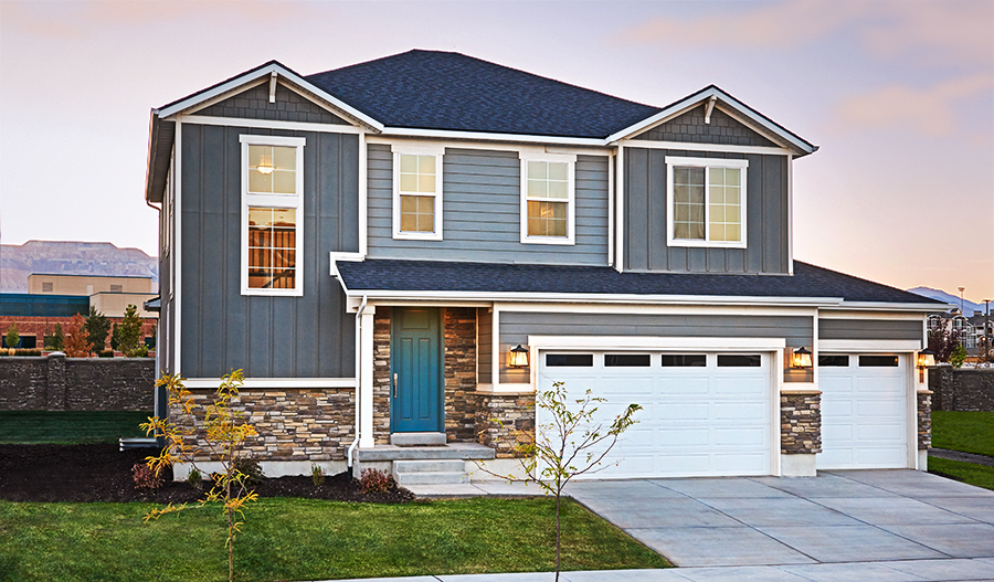New Homes In Herriman Ut Home Builders In Anthem Acadia Park