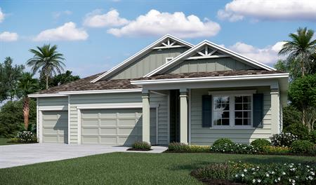 New Homes In St Augustine Fl Home Builders In Arbor