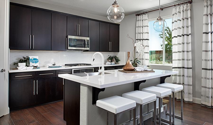 Kitchen of the Lynn floor plan