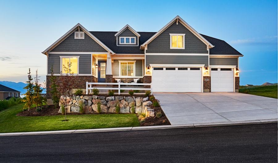 Royal farms riverton community richmond american homes for Richmond homes ranch floor plans