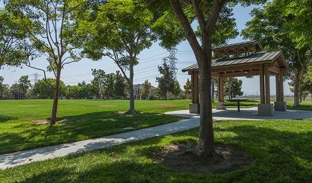 Lewis preserve in Chino California