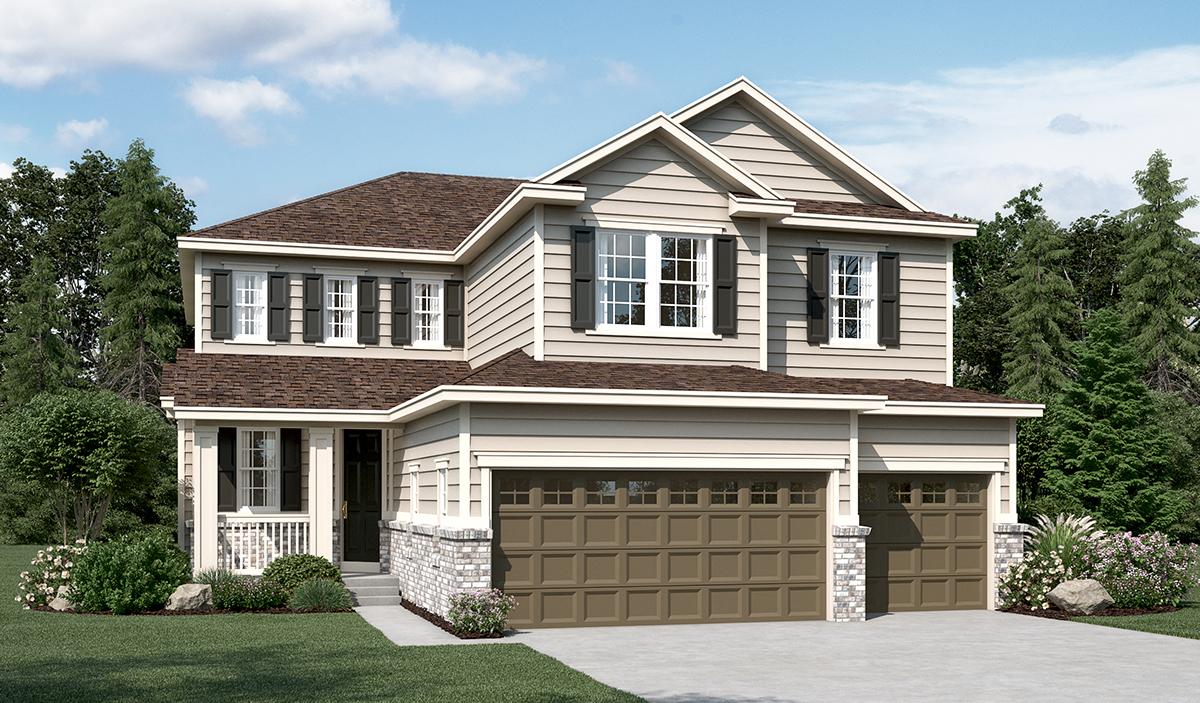 Seth floor plan at reunion richmond american homes for Richmond house plan