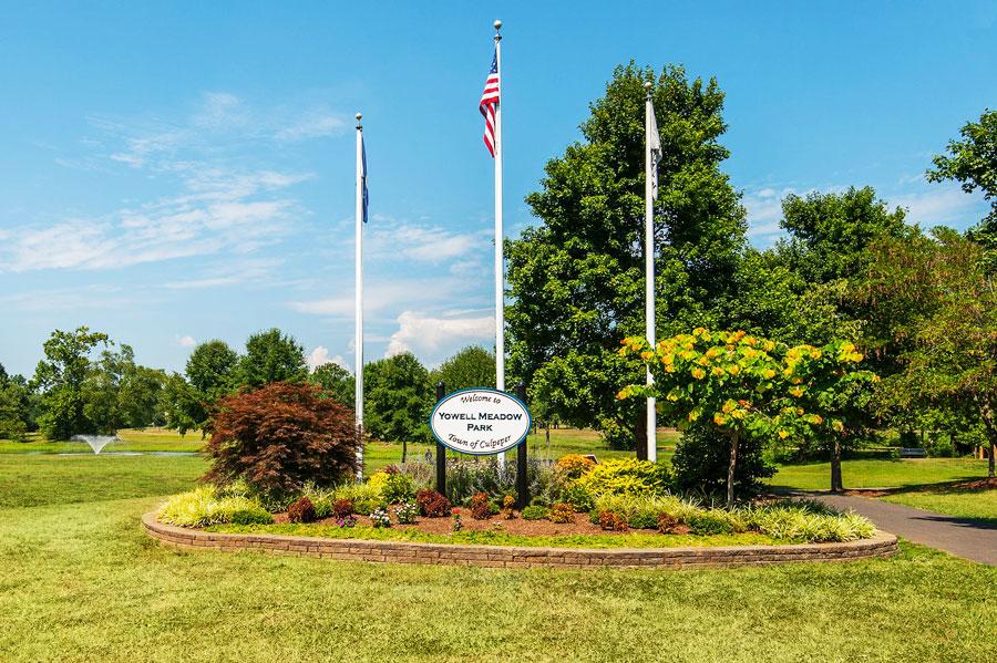 Park in Northern Virginia