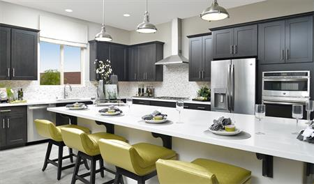 Kitchen in the Paige floor plan