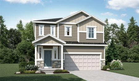 Exterior D of the Lawson floor plan