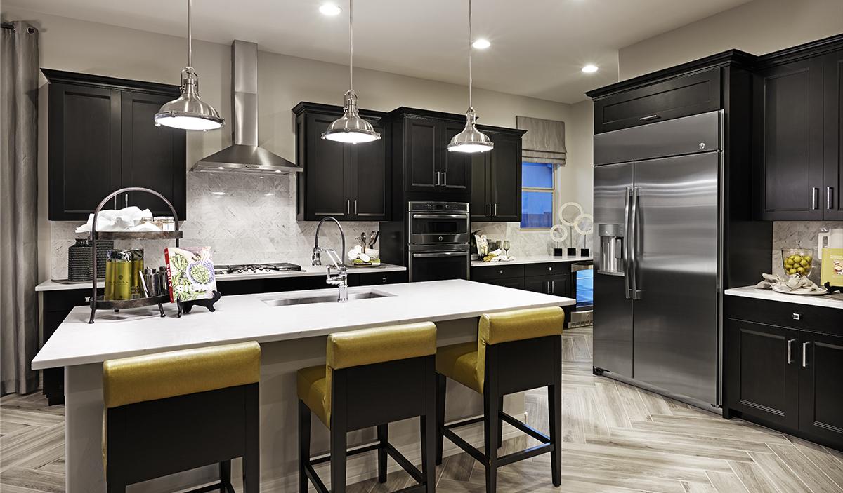 Kitchen of the Raven floor plan