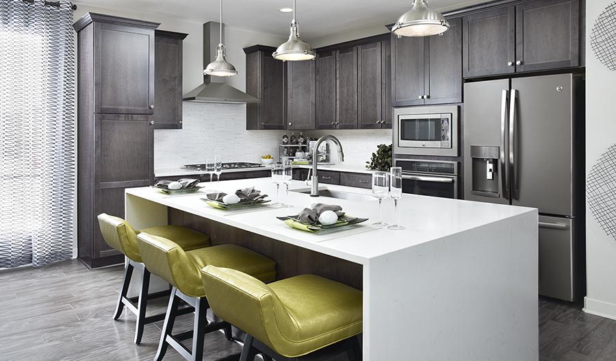 Kitchen of the Greenwich floor plan