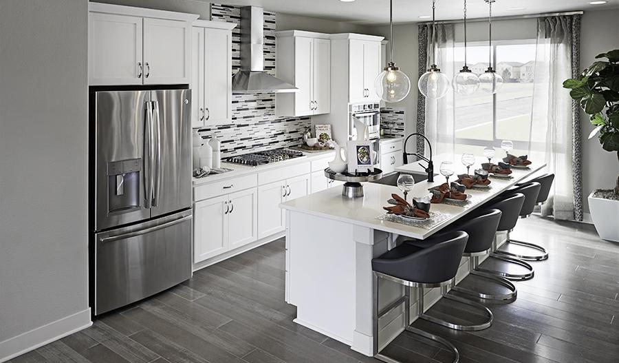 Kitchen of the Soho floor plan