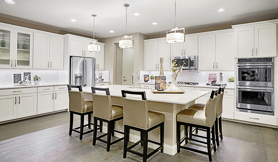 Kitchen of the Coronado floor plan