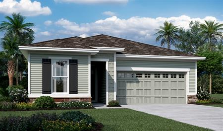 Exterior M of the Larimar floor plan
