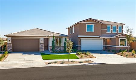 New homes at Sycamore Farms in Phoenix