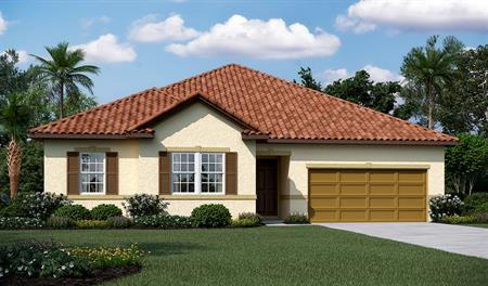 The Dalton - Elevation A