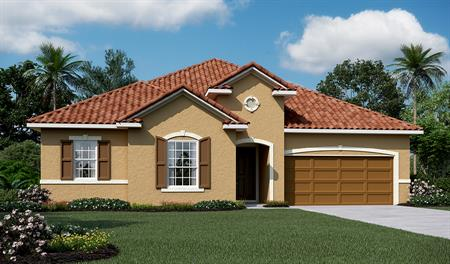 The Dalton - Elevation B