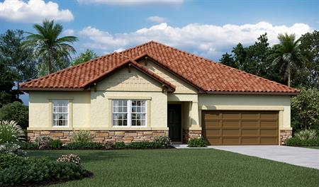 The Dalton - Elevation C