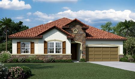 The Dalton - Elevation F