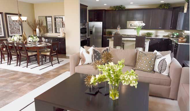 The Denise floor plan - Las Vegas, NV