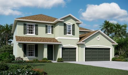 New Homes In St Johns Fl Home Builders In Glen St Johns