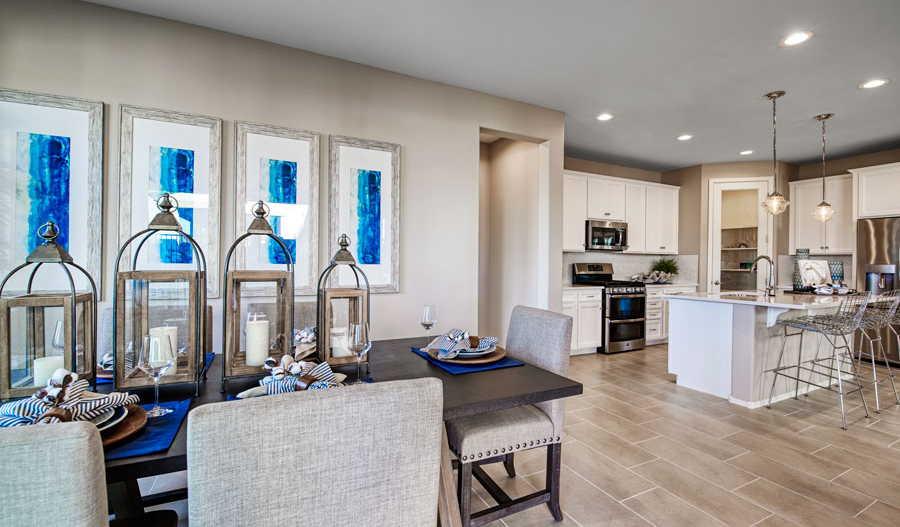 Kitchen of the Azure plan in PHX