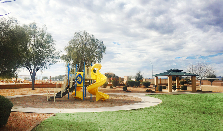 Playground in Palo Brea in PHX