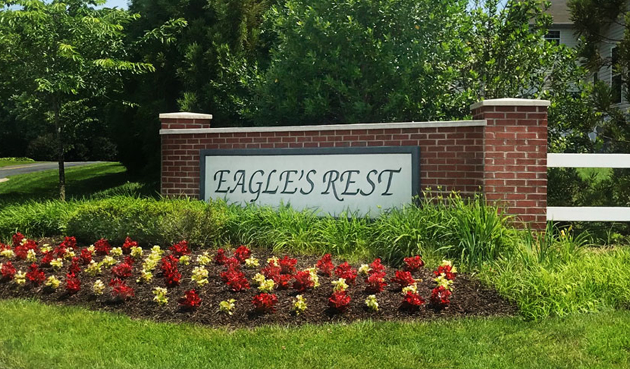 Monument of Eagle's Rest