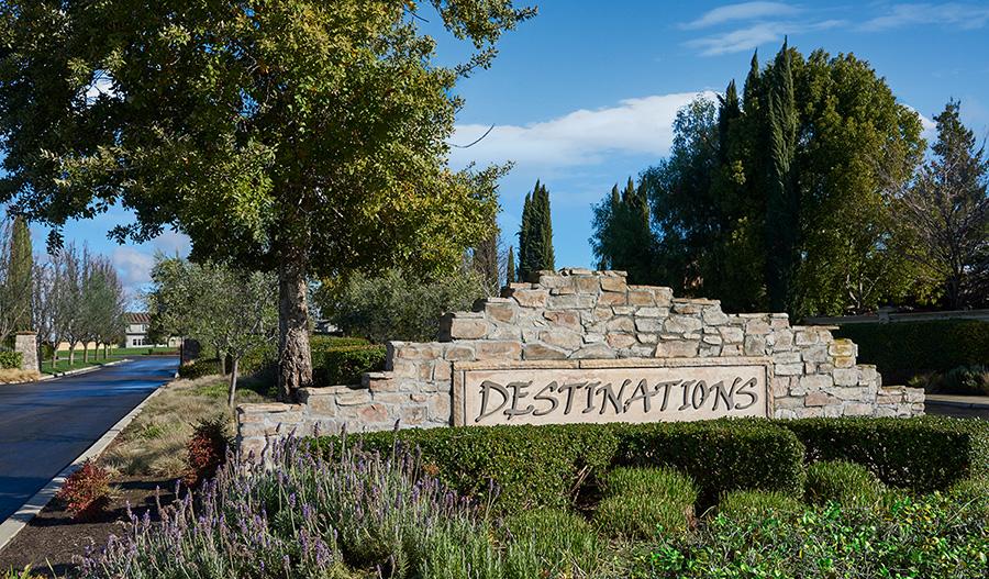 Monument of Destinations in NCA