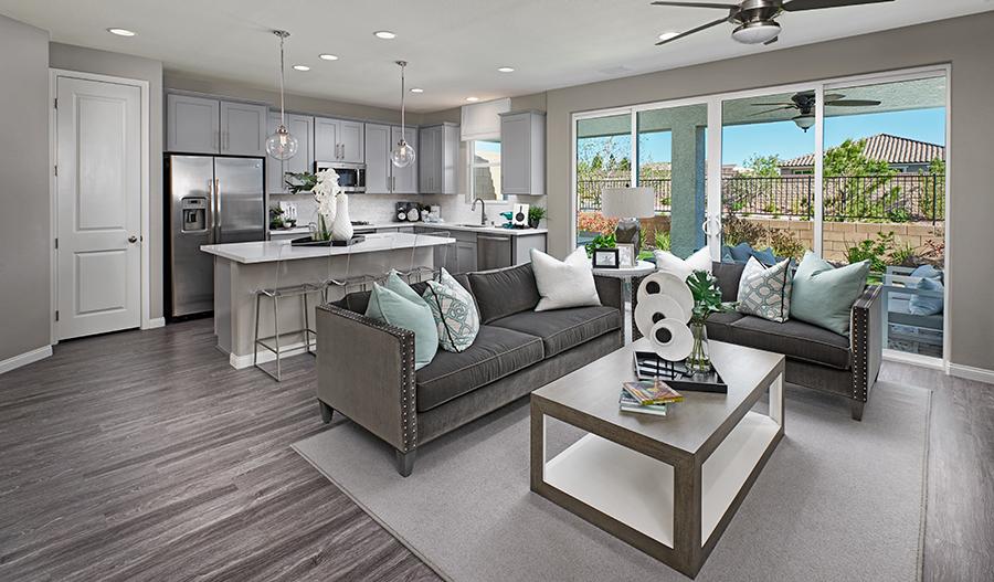 Alder Floor Plan At Verismo At Cadence Richmond American Homes