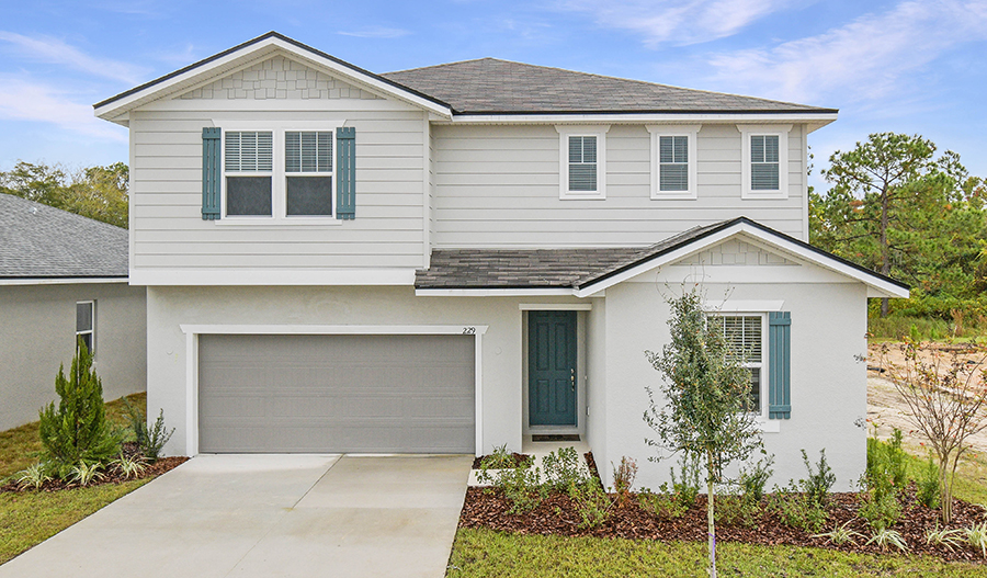 Exterior of the Moonstone listing: 229 Summershore Dr, Orl